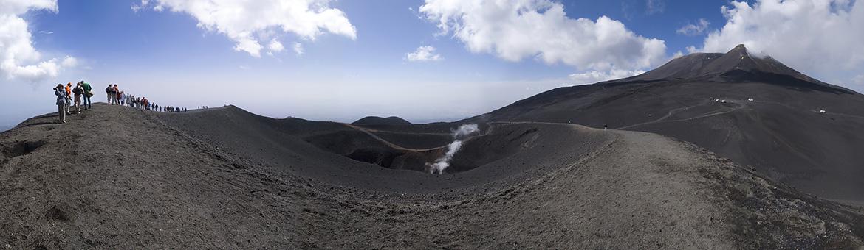 Vulkántúra Dél-Olaszországban